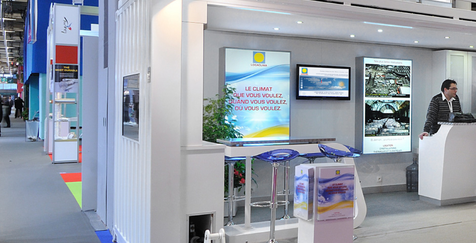 Locaclima for Porte de versailles salon bio